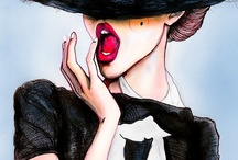 Fashion Illustration / by Scott Huber