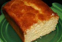 Bread / Breads and Bread Desserts