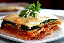 Pastas/pizzas sin lactosa
