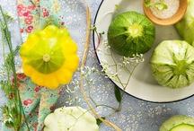 Veggies ☼ / Les légumes dans tous leurs états De la couleur - La beauté de la nature Veggies, vegan, végétarien