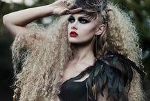 High Fashion / editorial photographs, photoshop tips, etc / by Nikki Evans