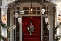 Christmas ~ doors & entries