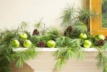 Christmas ~ Mantels