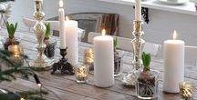 Christmas ~ tables