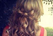 Style it / Cute hair ideas / by Ashlyn G.