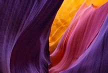 Hue / colour inspiration from anywhere and everywhere