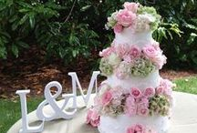 Luxe Wedding Cakes