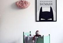 Kid Bedroom & Play Spaces