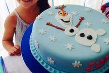 Frozen mania - party ideas & more / #frozen #disney #party #birthday