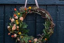 Christmas DIY, Decor & Inspiration / {Here You'll Find: Christmas + New Years + Winter + Inspiration + DIY + Crafts + Decor}   Celebrate the winter season and holidays in style with lovely crafts, projects, DIYs and decor to dress up your home and life in winter beauty.