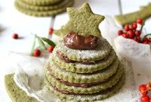 ✫ Christmas ✫ / Noël, Christmas Tout pour égayer vos tables de fête : des gourmandises, des biscuits, des recettes vegan et végétariennes pour vous régaler sans cruauté