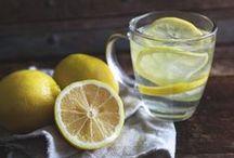 Cuisine Detox / La nourriture détox pour se faire du bien.  Bien-être et alimentation saine Végétarien et vegan