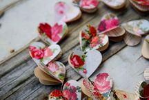 Spring Holidays DIY, Inspiration & Decor / Here you'll find {Valentine's Day, St. Patrick's Day, Easter, May Day, Mother's Day, spring, DIY, celebration, inspiration}