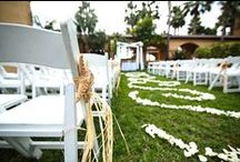 """Say """"I Do"""" With a View / Wedding ceremonies at Hilton Garden Inn Carlsbad Beach offer 3 spectacular sites to choose from, all being outdoors. With ocean views and garden settings, saying """"I Do"""" with a view has never been so easy!"""