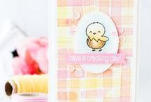 Craft - Kids and Cute / All things for kids ~ cards, packaging, tags, wrapping and gifts