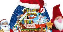 Christmas Chocolates / The best chocolate collection for Christmas - Advent Calendars, Kinder Suprise Eggs, Santa Claus variety and a lot more.