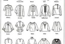 class notes - fashion / Fashion Design tips and tricks