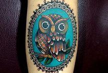 Tattoo / by Coty Wilson