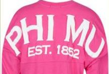 < Carnation Collection > / Your one stop shop for all your favorite Phi Mu needs.
