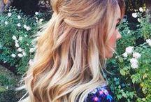 Hair / by Stacia Elizabeth