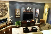 Interior decor / by Christina 'Lee' Gasich