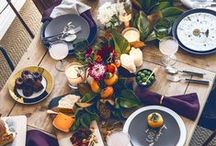 Table Arrangements / by Stacia Elizabeth