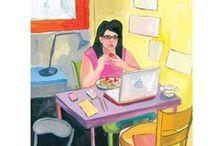 2D / drawings, prints, paintings, print ads, etc.