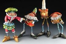 Clay & Ceramics / by Lisa Ybarra