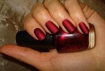 Painting my face & nails / make-up tips and nail designs/colors / by Ashley Lynn