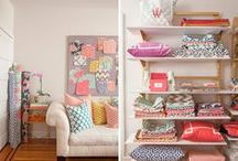 cozy home - all in the rigth place... / making your home cozy and organize