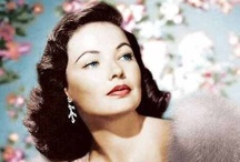 Gene Tierney, Because She Deserves Her Own Board