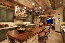 Kitchen / by Coty Wilson