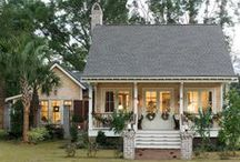 Exteriors and Floor Plans / by Coty Wilson