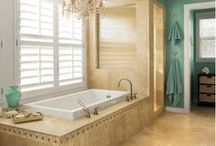Bathrooms / by Coty Wilson