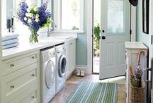 Laundry Room / by Coty Wilson