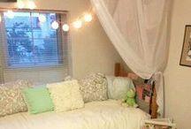 dorm room / by Allison Gansmiller