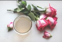 natural health & beauty / diy cosmetics & remedies with natural ingredients
