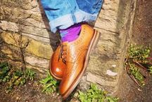 Brogue Trader / by Country Attire