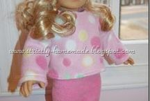 Dolls / Doll clothes patterns
