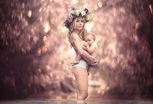 Beautiful breastfeeding