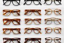 Framed the eyes - Glasses