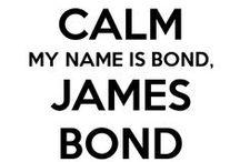 Bond, James Bond / by Country Attire