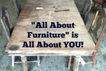 "My Blog ""All About Furniture"" / Here you will find 40 years worth of my knowledge and experience regarding furniturerestoration repair and refinishing"