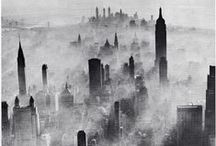 Gotham in the Golden Age / Stunning snapshots of NYC through the ages.