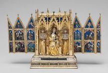 Reliquaries, Rosaries and Religion / Historical extant pieces