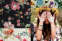 Spring Floral Prints & Colours / by Country Attire
