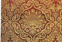 Extant Textiles / Early period to Renaissance; extant textiles and contemporary or archaeological depictions.