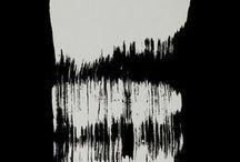 Sume-e / calligraphy / Inkwash / Onestroke / Sume-e, OneStroke, Singlestroke, Calligraphy, Minimalism, Abstract