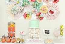 EVENTS: Party Planning / by Crazy Daze Designs