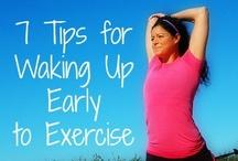 HEALTH: Workout / by Andi McDonald